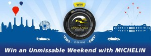 Michelin - The Unmissable Weekend